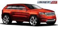 El Jeep Grand Cherokee SRT8 podría ser una realidad en 2012