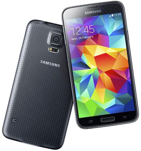 Y finalmente, así es el Samsung Galaxy S5