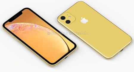 Así será el iPhone XR de 2019, según estos renders de OnLeaks