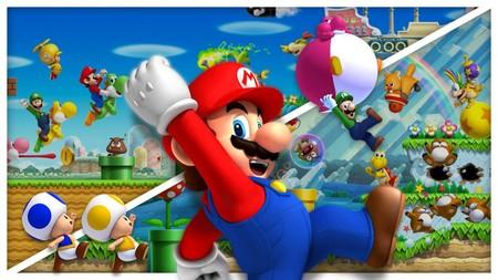 New Super Mario Bros U Deluxe Los Juegos De Wii U Llegaran A