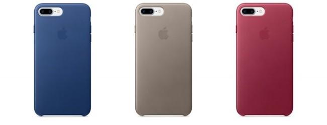 Apple Silicone Case Funda iPhone 7 Gris Guijarro