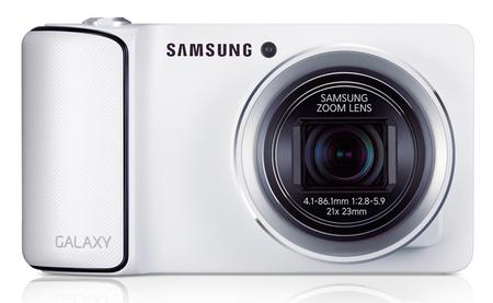 Samsung Galaxy Camera, la cámara con Android de Samsung ya es una realidad