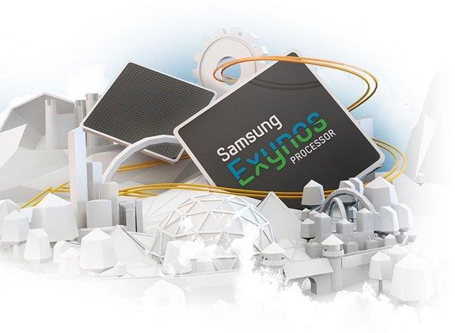 Samsung Exynos CPU