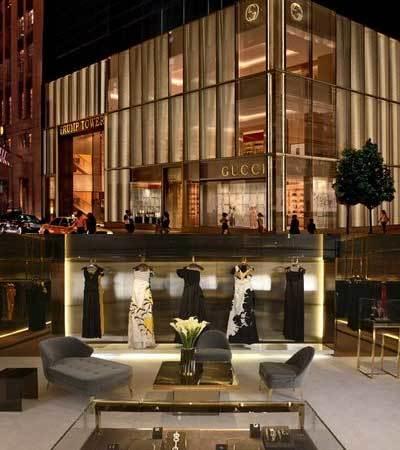 Gucci abre su tienda más grande en Nueva York