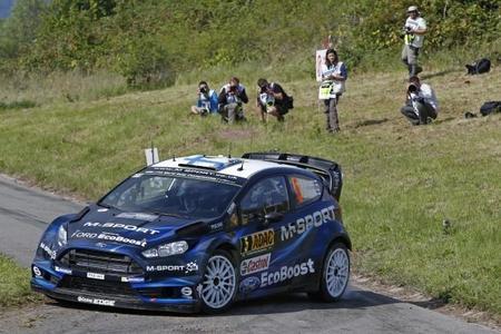 Mikko Hirvonen agota su etapa dentro del equipo M-Sport
