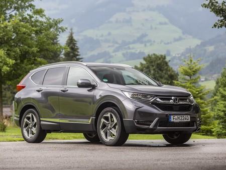Probamos el Honda CR-V 2018, que llega a España con el 1.5 Turbo del Civic y siete plazas