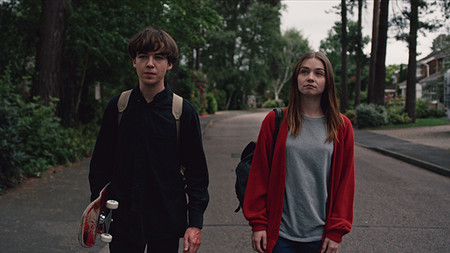 The End Of The F Ing World Series Adolescentes Netflix