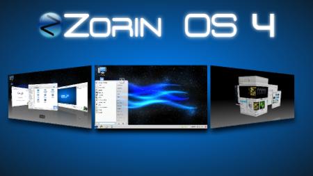 Zorin OS 4, un sabor de Ubuntu para principiantes