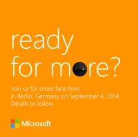 Microsoft (Nokia) nos cita el 4 de septiembre en IFA ¿Lumia 830 o sucesor del 1020 a la vista?