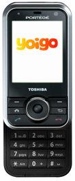 Toshiba Portégé G500, el Windows Mobile llega a Yoigo