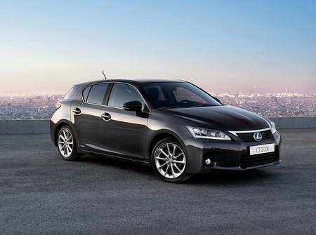 El 90% de los Lexus vendidos en 2012 serán híbridos