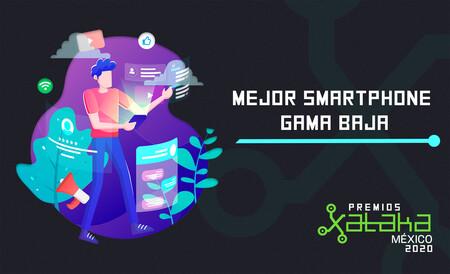 Mejor smartphone gama baja, vota por tu favorito en los premios Xataka México 2020
