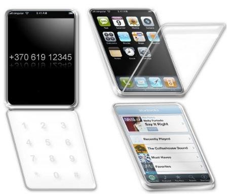 ¿Cómo será el iPhone de tercera generación?