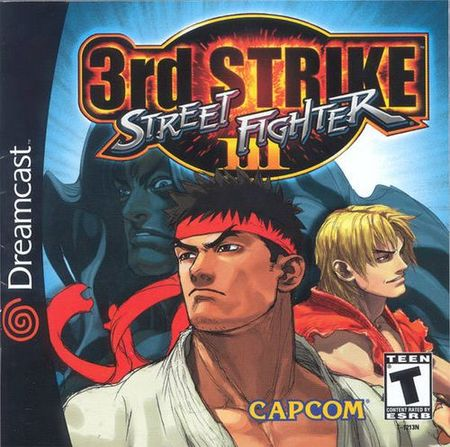 Street Fighter III: 3rd Strike - Dreamcast
