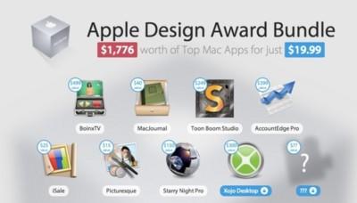 MacHeist nos ofrece un Bundle a precio reducido con las mejores aplicaciones diseñadas para OS X