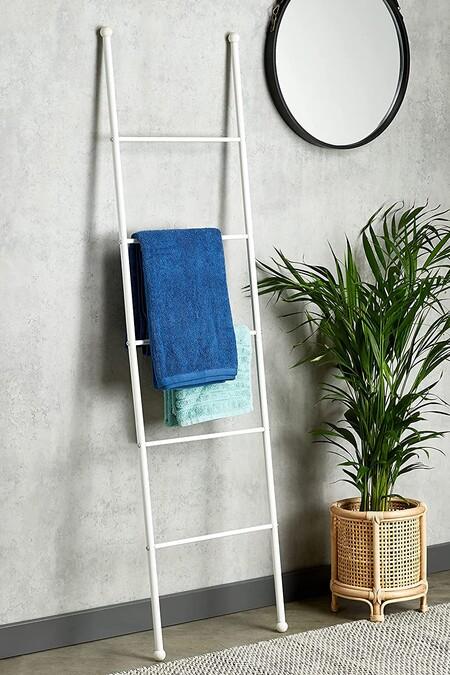 toallero escalera
