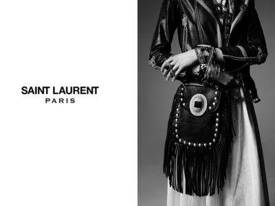 Clonados y pillados: el bolso Anita de Saint Laurent se encuentra en Zara