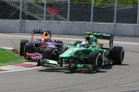 Giedo van der Garde penalizado para Silverstone