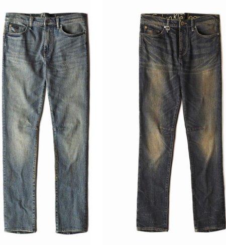 Pantalones modelo X Calvin Klein Otoño-Invierno2010/2011