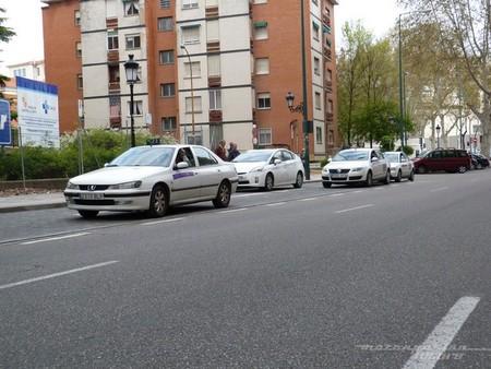 parada taxis