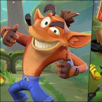 10 años después, Crash Bandicoot volverá a tener un juego para móviles de la mano de los creadores de Candy Crush