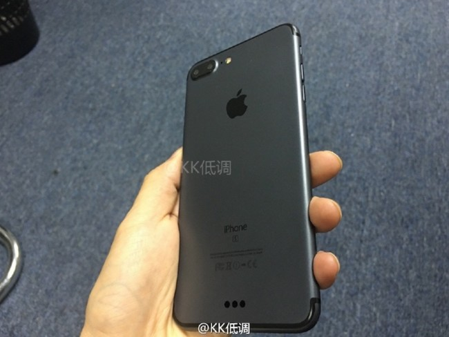 Iphone siete Space Black