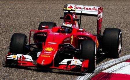 Kimi Raikkonen Ferrari China