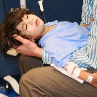 La convulsión febril, o cuando crees que a tu hijo se le va la vida en tus brazos
