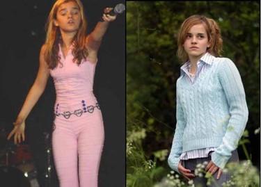 Separados al nacer: Emma Watson Vs Melody