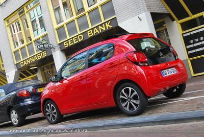 Citroën C1, toma de contacto