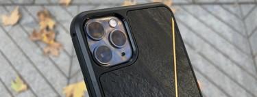 Probamos las nuevas fundas Vica para iPhone 11 con madera y pizarra