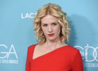 De January Jones a Naomi Watts, así es la alfombra roja de los Costume Designers Guild Awards