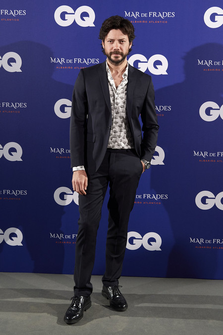 Alvaro Morte Gq Incontestables Awards 2019 In Madrid