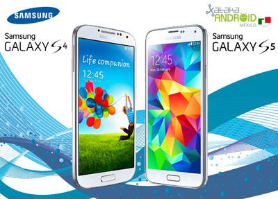 Samsung lanza promociones para sus Galaxy S5 y Galaxy S4 con Telcel durante mayo