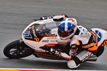 John Mcphee Moto3 Gp Republica Checa 2016
