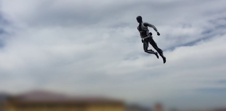 Disney ha creado un impresionante robot autónomo capaz de hacer acrobacias y servir como doble de acción en espectáculos