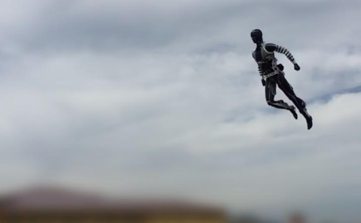 Disney ha creado un impresionante robot autónomo capaz de hacer ...
