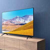 Esta smart TV 4K Samsung de 55 pulgadas arrasa en ventas en Amazon: disfruta de tus series favoritas por poco más de 500 euros