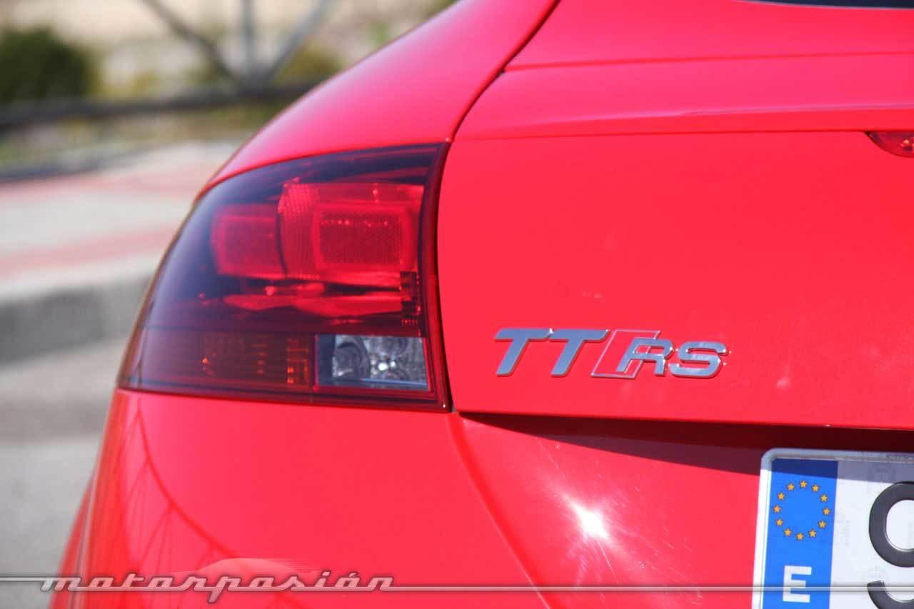 Foto de Audi TT RS S-Tronic (miniprueba) (14/51)