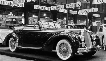 Salón del Automóvil de París, 1946