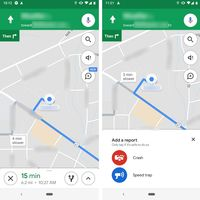 Google Maps ya permite que los conductores compartan dónde están los radares de velocidad