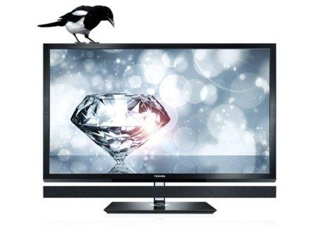 Chaparrón de televisores Toshiba para 2011 con las series SL, UL, VL y ZL1