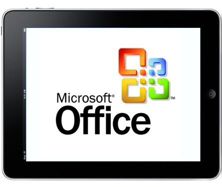 Microsoft está considerando llevar Office al iPad