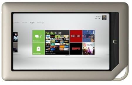 Un tablet con Xbox Live: la posible sorpresa de hoy de Microsoft
