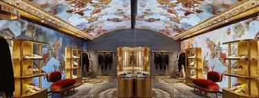 La nueva boutique de Dolce & Gabbana en Roma te va a dejar con la boca abierta