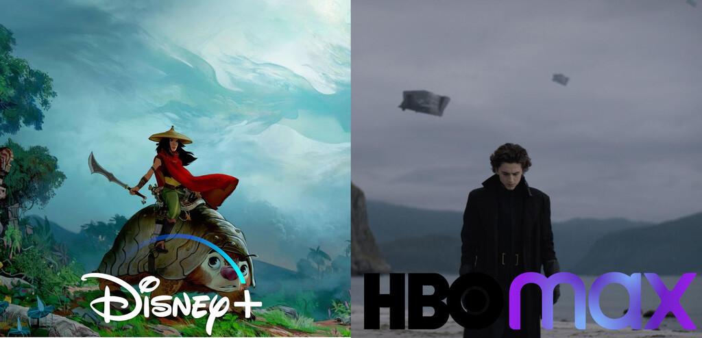Disney vs. Warner: dos apuestas diferentes para rentabilizar los estrenos en plataformas en un año crucial para los cines