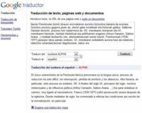 Más lenguajes para Google Translate, incluido el euskera