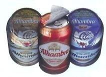 Alhambra lanza latas con tapa protectora