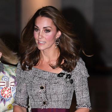 Kate Middleton luce el vestido de otoño que a todas nos gustaría tener en nuestro armario