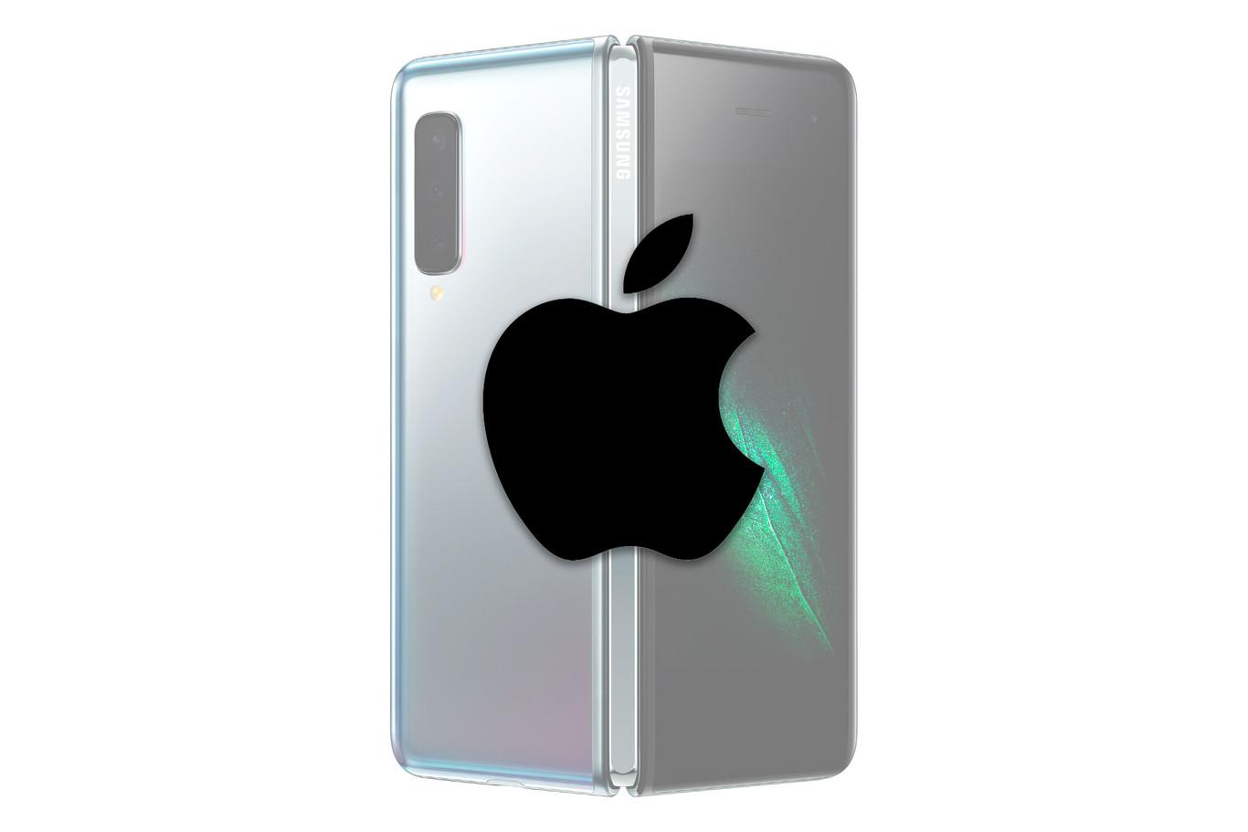 2f3a27a08 Apple está considerando su propio dispositivo plegable, según apunta una  patente recientemente registrada